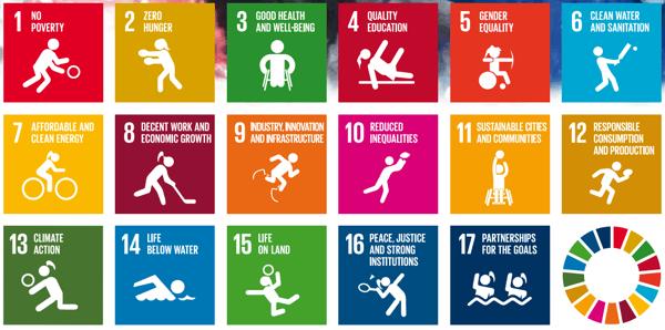UN SDGs for Sport